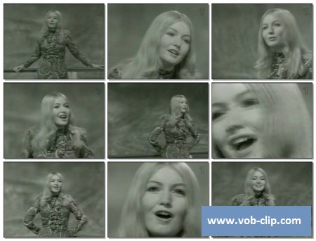 Mary Hopkin - Those Were The Days (1968) (VOB)