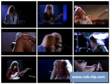 Great White - Lady Red Light (1987) (VOB)