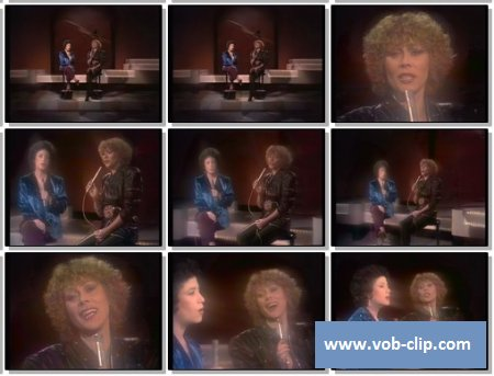 Conny Vandenbos And Janis Ian - Don't Leave Tonight (From Top Pop) (1980) (VOB)