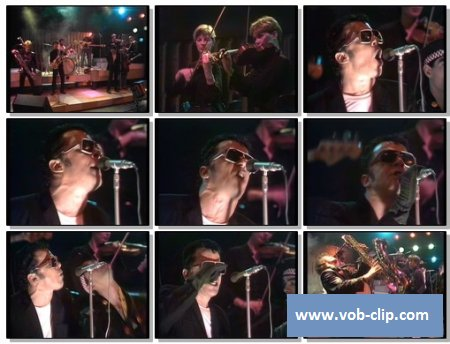 Ian Dury And The Blockheads - Superman's Big Sister (From Top Pop) (1980) (VOB)