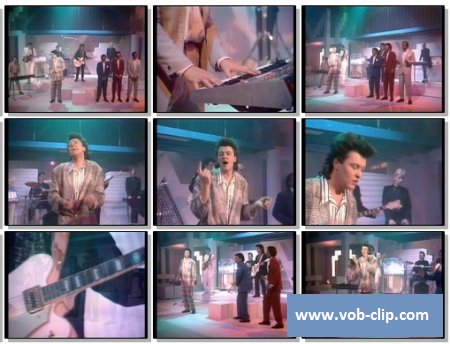 Paul Young - Everytime You Go Away (From Top Pop) (1985) (VOB)