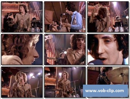 Who - A Quick One While He's Away (The Rolling Stones Rock and Roll Circus) (1968) (VOB)