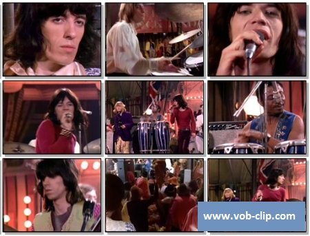 Rolling Stones - Sympathy For The Devil (1968) (VOB)