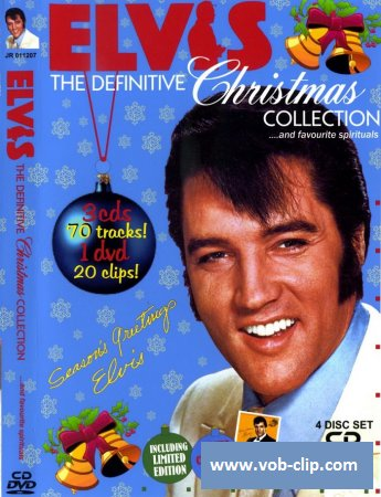 Elvis Presley - The Definitive Christmas Collection (2007) (DVD5)