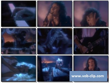 Dio - I Could Have Been A Dreamer (1987) (VOB)