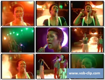 Pointer Sisters - (She's Got) The Fever (From Top Pop) (1979) (VOB)