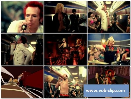Velvet Revolver - Dirty Little Thing (2004) (VOB)