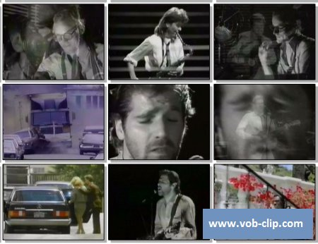 Glenn Frey - The Heat Is On (1984) (VOB)