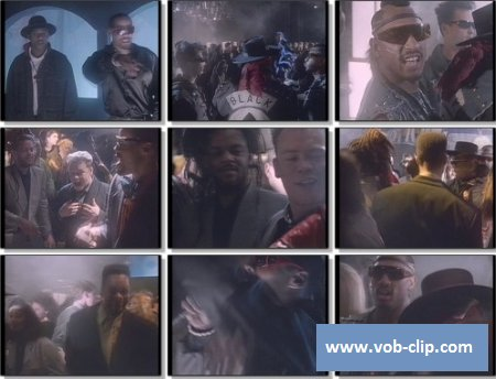 Afrika Bambaataa With Ub40 - Reckless (1988) (VOB)