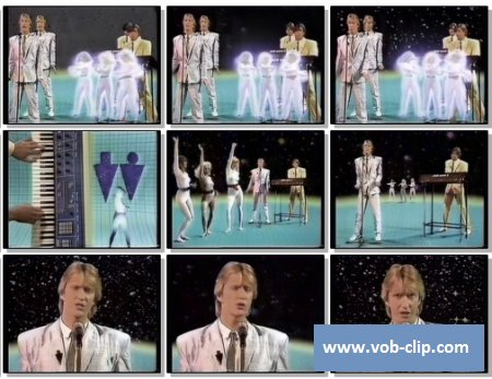 Twins - Not The Loving Kind (Version 2) (TV Clip 1983) (1983) (VOB)