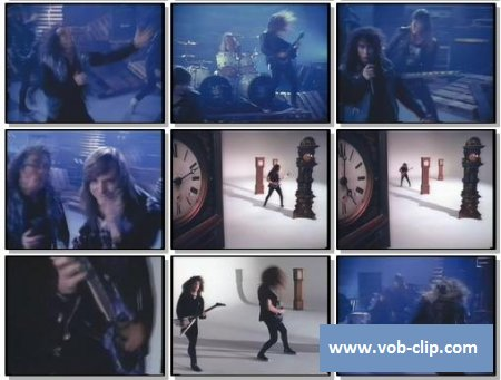 Vicious Rumors - Don't Wait For Me (1990) (VOB)