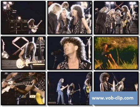 REO Speedwagon - Live It Up (1990) (VOB)