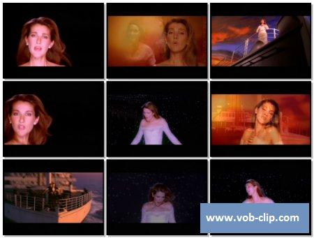 Celine Dion - My Heart Will Go On (ETV Network Version) (1997) (VOB)