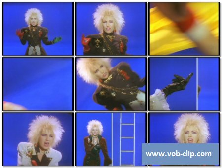 Spagna - Every Girl And Boy (1988) (VOB)