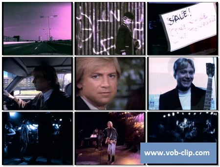 Moody Blues - I Know You're Out There Somewhere (1988) (VOB)
