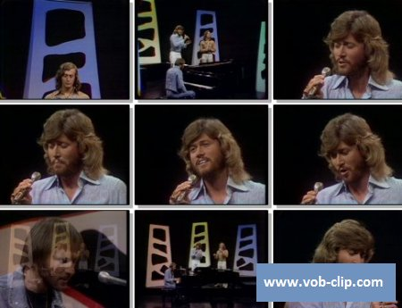 Bee Gees - Run To Me (In Session U.S. TV, Live) (1973) (VOB)
