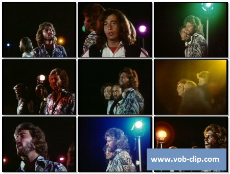 Bee Gees - How Deep Is Your Love (MixMash Version) (1977) (VOB)