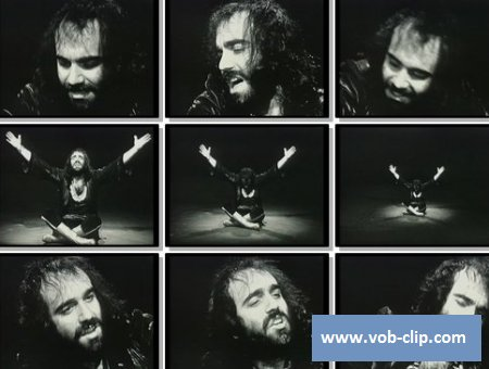 Demis Roussos - She Came Up From The North (1971) (VOB)