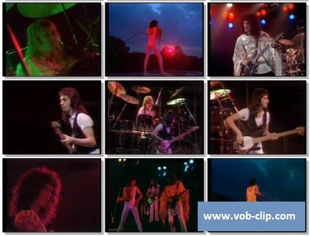 Queen - Sweet Lady (1975) (VOB)