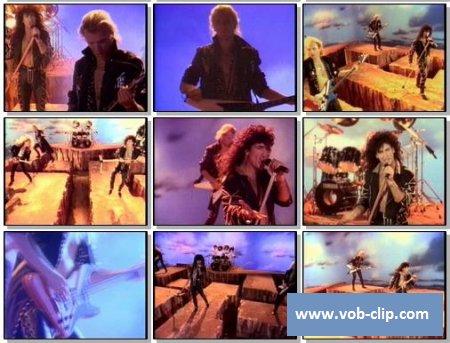McAuley Schenker Group - This Is My Heart (1989) (VOB)
