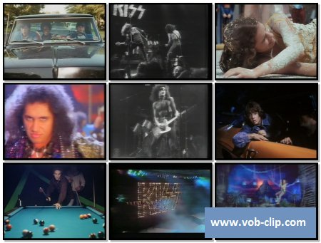 Kiss - Rock And Roll All Nite (1975) (VOB)