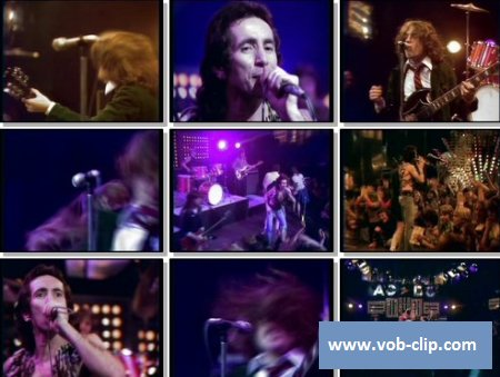 ACDС - Dirty Deeds Done Dirt Cheap (Live 1976) (VOB)