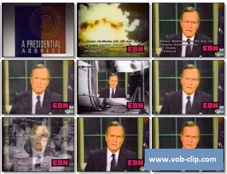 Emergency Broadcast Network (EBN) - Behavior Modification - We Will Rock You (1993) (VOB)