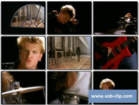 Glass Tiger - Animal Heart (1991) (VOB)