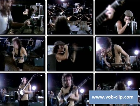 AC/DC - Flick Of The Switch (1983) (VOB)