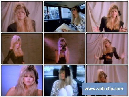 Mandy Smith - I Just Can't Wait (1987) (VOB)