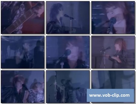 Divinyls - Back To The Wall (1988) (VOB)