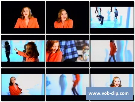 Whigfield - Think Of You (Videopool UK Version) (1995) (VOB)