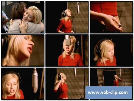 Christina Aguilera - I Turn To You (Alternative Version) (2000) (VOB)