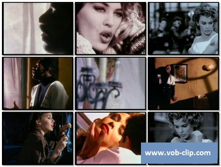 Kylie Minogue & Keith Washington - If You Were With Me Now (1991) (VOB)
