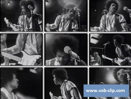 Jimi Hendrix Experience - Voodo Chile (Live Happening For Lulu) (1969) (VOB)
