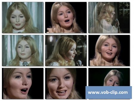 Mary Hopkin - Those Were The Days (Version 2) (1968) (VOB)