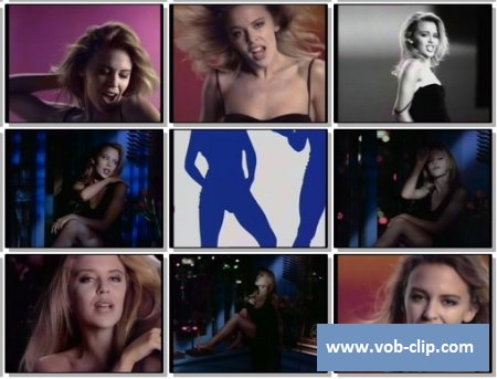 Kylie Minogue - Better The Devil You Know (1990) (VOB)