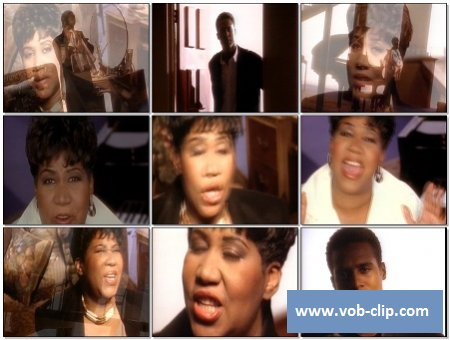 Aretha Franklin - Willing To Forgive (Telegenics Version) (1994) (VOB)