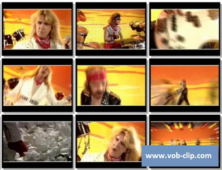 Saxon - Just Let Me Rock (1984) (VOB)
