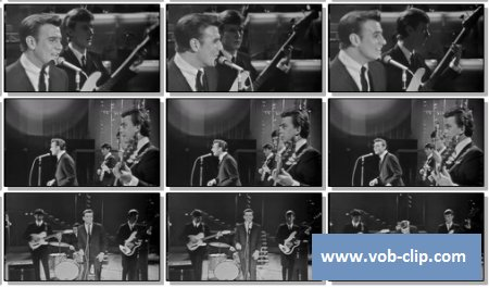 Billy J. Kramer And The Dakotas - Little Children (From The T.A.M.I. Show 1964) (1964) (VOB)