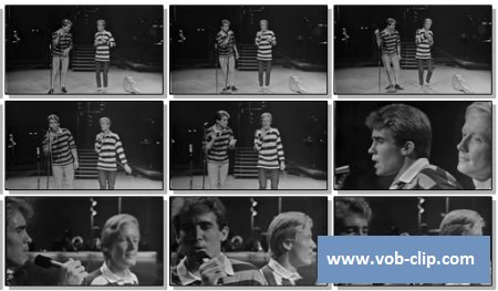Jan And Dean - Sidewalk Surfin (From The T.A.M.I. Show 1964) (1964) (VOB)