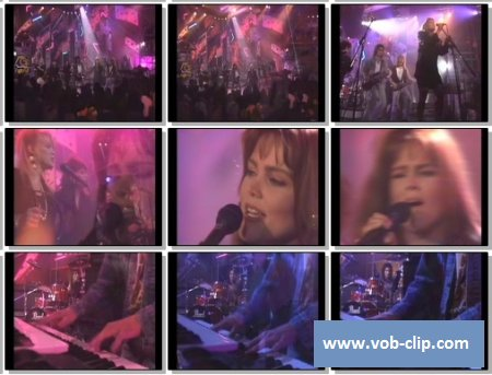 Belinda Carlisle - Heaven Is A Place On Earth (From Top Of The Pops) (1988) (VOB)
