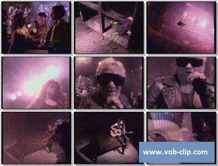 U.D.O. - Heart Of Gold (1990) (VOB)