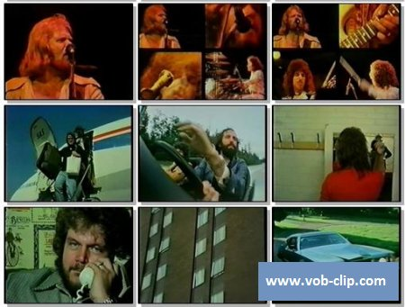 Bachman Turner Overdrive - Roll On Down The Highway (1974) (VOB)