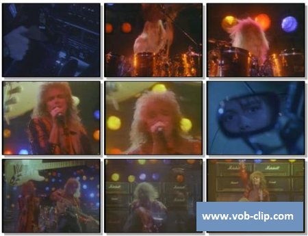 Yngwie Malmsteen - You Don't Remember I'll Never Forget (1986) (VOB)