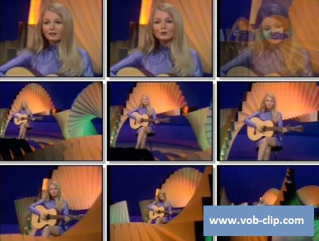Mary Hopkin - In My Life (From Music Scene TV Show) (1969) (VOB)