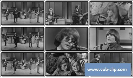 Byrds - Turn! Turn! Turn! (To Everything There Is a Season) (The Big T.N.T. Show 1966) (1966) (VOB)