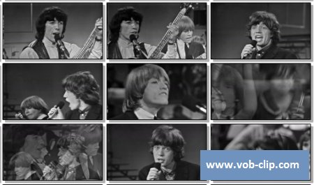 Rolling Stones - Time Is On My Side (From The T.A.M.I. Show 1964) (1964) (VOB)