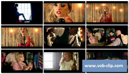 Alexandra Stan - Get Back (2011) (MOV)
