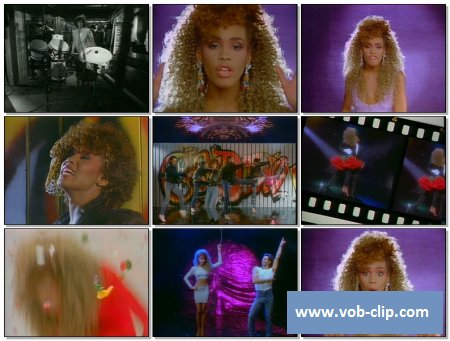 Whitney Houston - I Wanna Dance With Somebody (Rockamerica Version) (1987) (VOB)